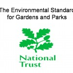 Environmental standards for National Trust gardens and estates