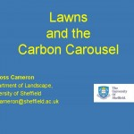 Lawns and the carbon carousel