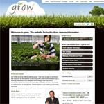 Careers in horticulture