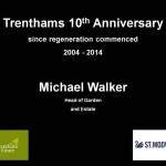 Trentham's best decade