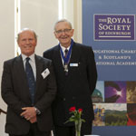 Royal Society makes David Rae its horticultural first