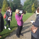 Teaching and Research in Gardens