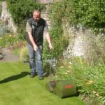 Mowing, Watering & Weeding: sustainable practices for public gardens