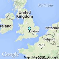 map-oxford-university-parks