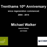 Trentham's best decade