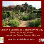 Bristol Botanic Garden masterplanning for the new site