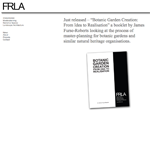 FRLA website