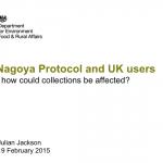 Nagoya Protocol and UK users