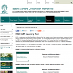 BGCI ABS Learning Tool