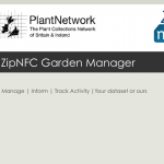 Leveraging data for garden management and visitor information