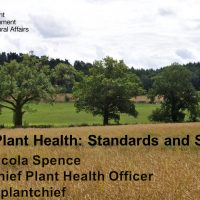 UK Plant Health Standards