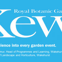 Getting science into every garden event