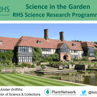 RHS science and research programme