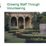 Growing your own: developing professional gardeners from a volunteer scheme