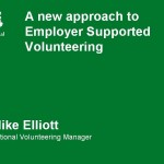 A new approach to employer-supported volunteering
